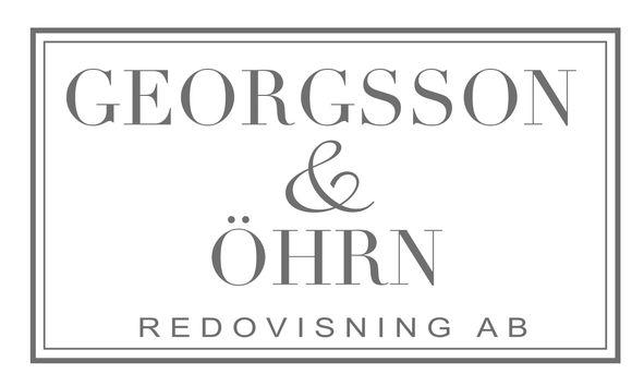 Georgsson Öhrn Redovisning